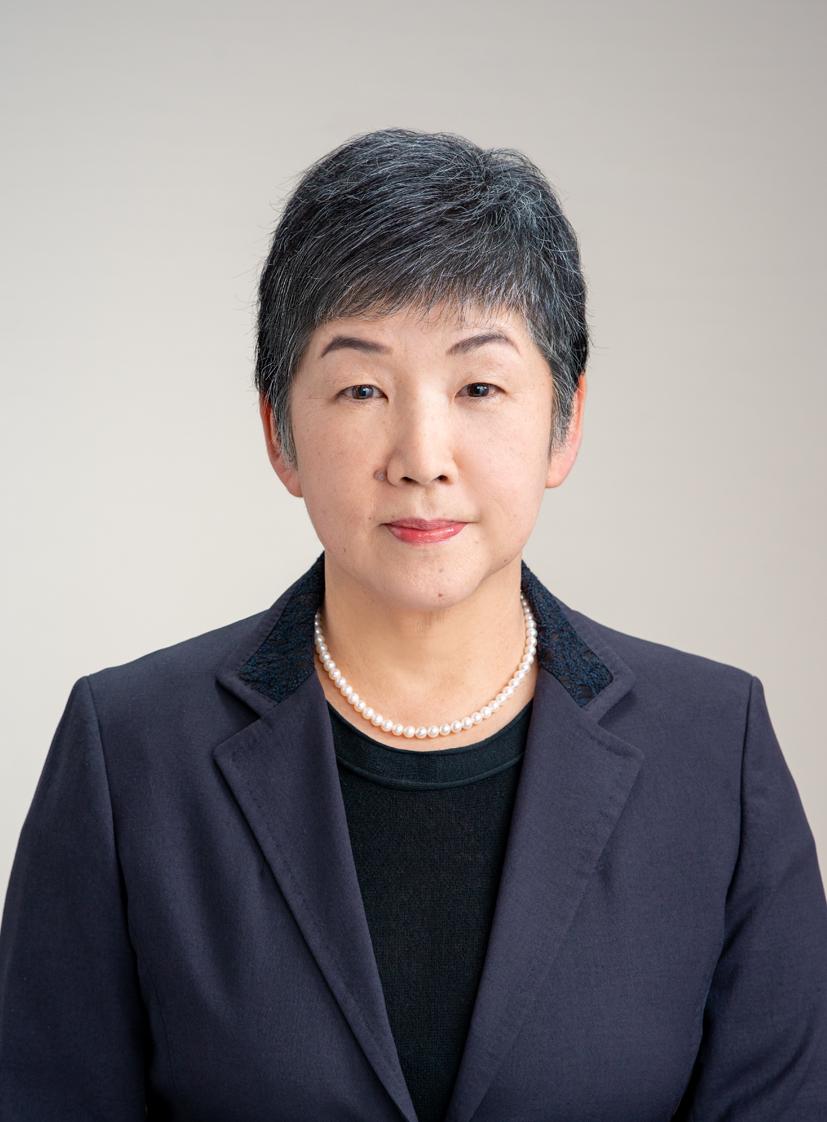 埼玉県看護協会会長 松田久美子